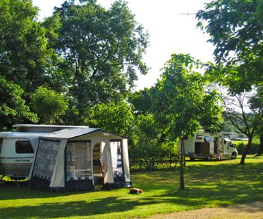 Pitch Camping Le Pontet