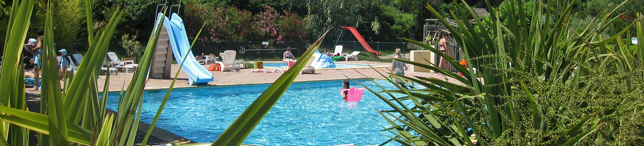 Photos du camping le pontet 3 toiles camping avec for Piscine le pontet